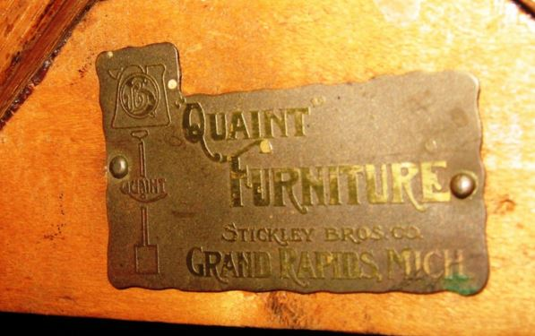 Collecting Stickley Arts Amp Crafts Furniture World Class