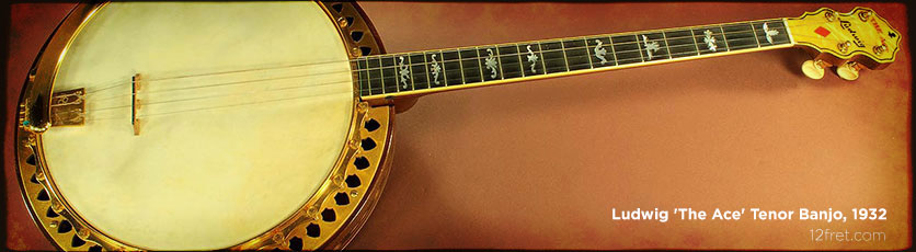 Collecting Antique Banjos