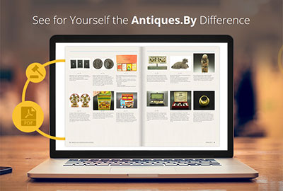 Antiques.By - Your Antiques Auction Catalog, Re-Invented