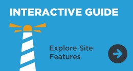 Interactive Guide to Website Features