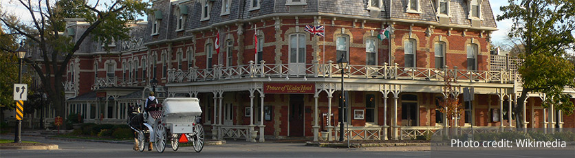 Trip Planner for Antiques - Niagara on-the-Lake
