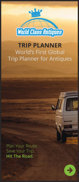 Trip Planner for Antiques